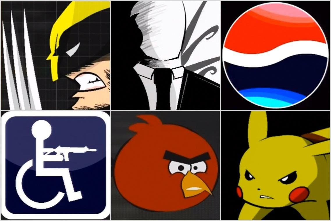 12 Totally Kickass Emblem Designs for Call of Duty: Black Ops 2 (And How to Make Them)