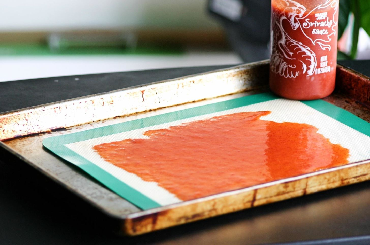 Tastes as Amazing as It Sounds: Make Sushi with Sriracha Instead of Seaweed