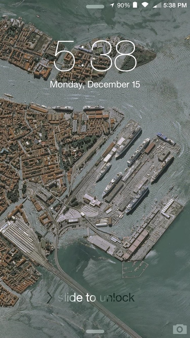 Get Breathtaking Aerial Wallpapers for Your iPhone's Home Screen
