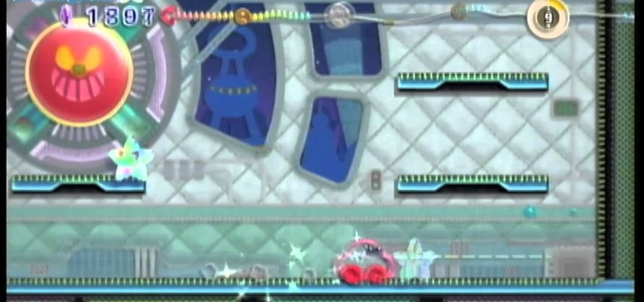 How to Beat the Mt Slide level in Kirby's Epic Yarn