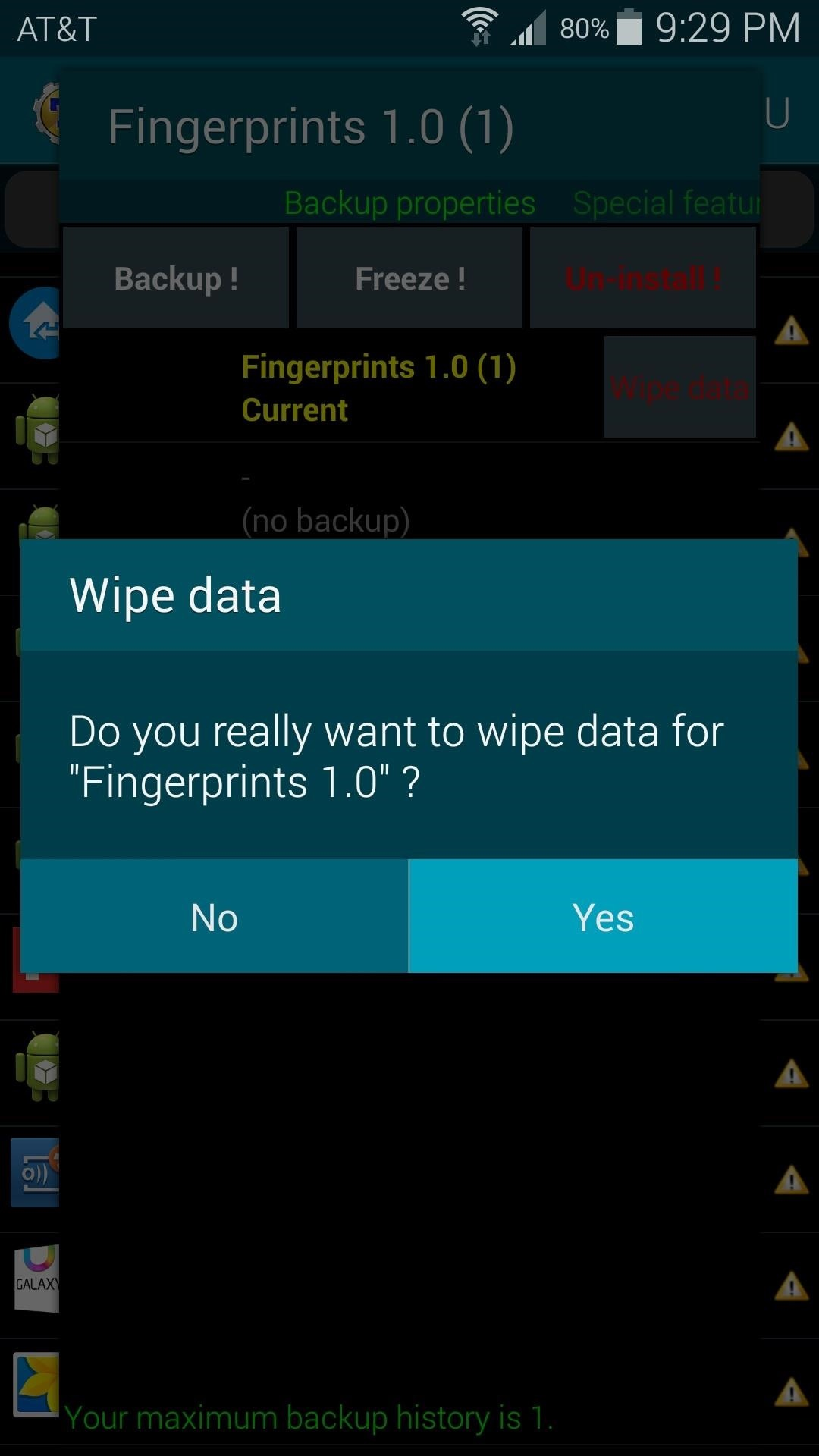4 Ways to Fix Your Galaxy S5's Dysfunctional Fingerprint Scanner