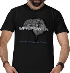 MindPower T-Shirts at the NewDepthMedia Store!