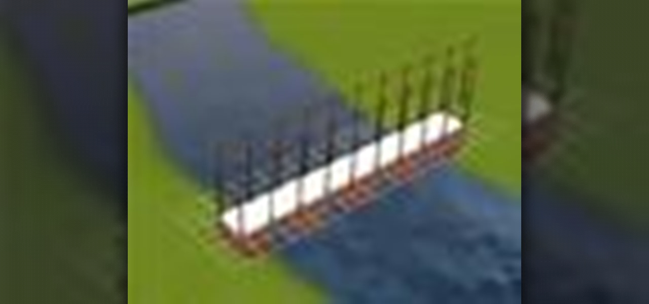 How to Build a bridge in The Sims 3 « PC Games :: WonderHowTo