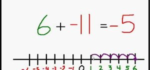 Add positive & negative numbers