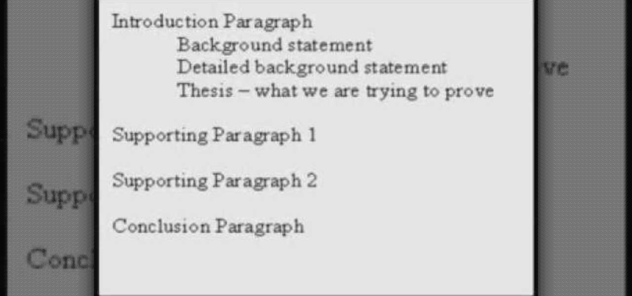 where to put thesis in outline How to write a thesis proposal i framework it is acceptable to put the initials of the individual authors make an outline of your thesis proposal before you.