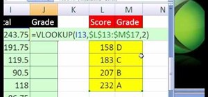 Create a weighted gradebook in Microsoft Excel