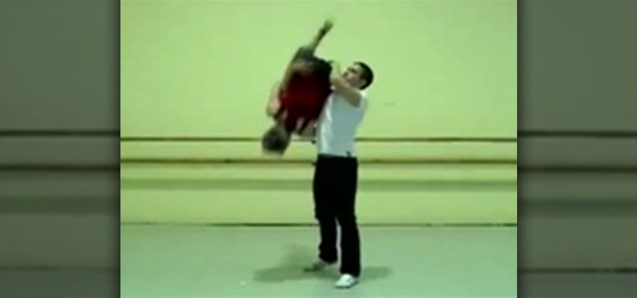 Get Your BACKFLIP Now! - Learn How To Parkour From ...
