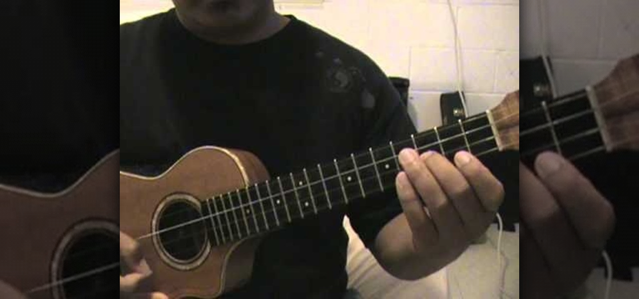 How To Play The Intro To Bob Marleys Redemption Song On The