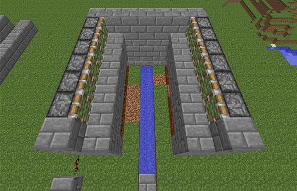 Unlimited Minecraft Melons: How to Build a Semiautomatic