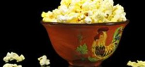 Pop Delicious Popcorn on the Stove