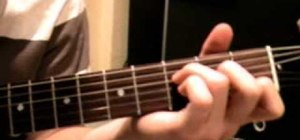 "Play ""Stairway to Heaven"" on your acoustic guitar"
