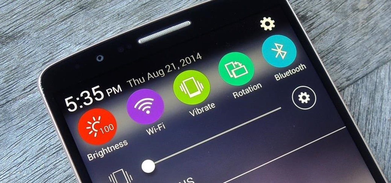 Theme the quick settings icons on your lg g3 171 lg g3