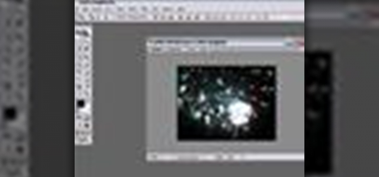 how to import pdf into photoshop