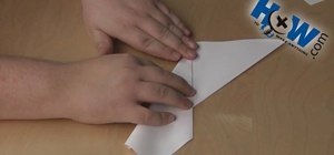 Make paper darts