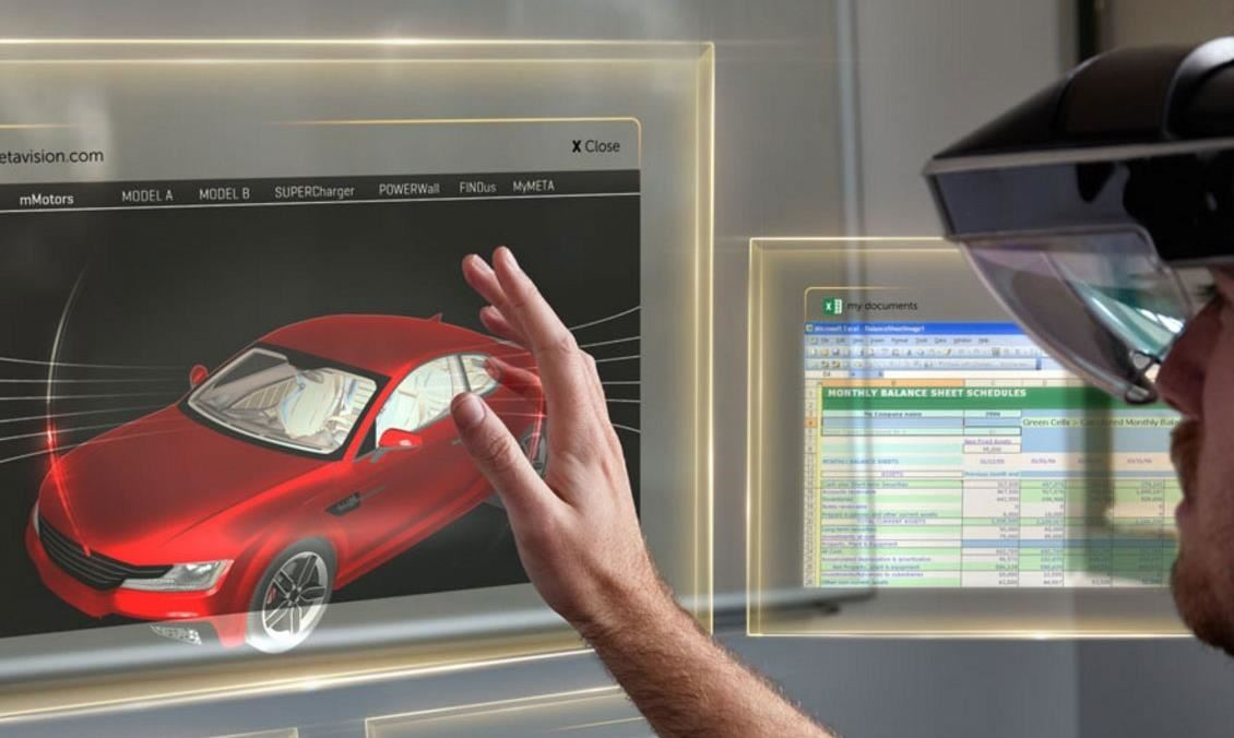 What's the Difference Between HoloLens, Meta & Magic Leap?