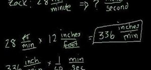 Convert between units of speed in basic arithmetic