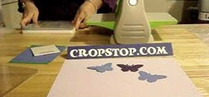 Use the Cuttlebug combo cut and emboss sets