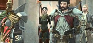 Complete the Dragon Age 2 Act 3 main story quest 'On The Loose'