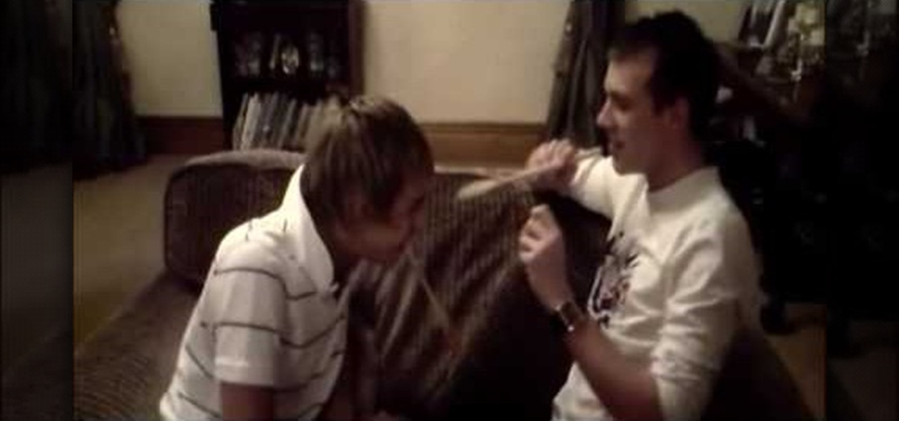 How To Execute The Wooden Spoon Head Hitting Prank Practical Jokes