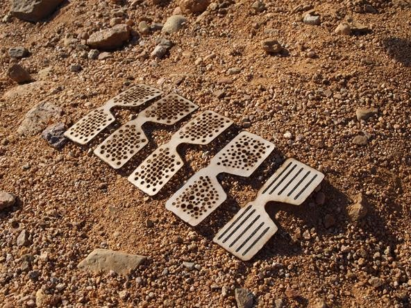 Amazing Solar-Powered Printer Uses Sunlight to Sculpt 3D Objects Out of Sand