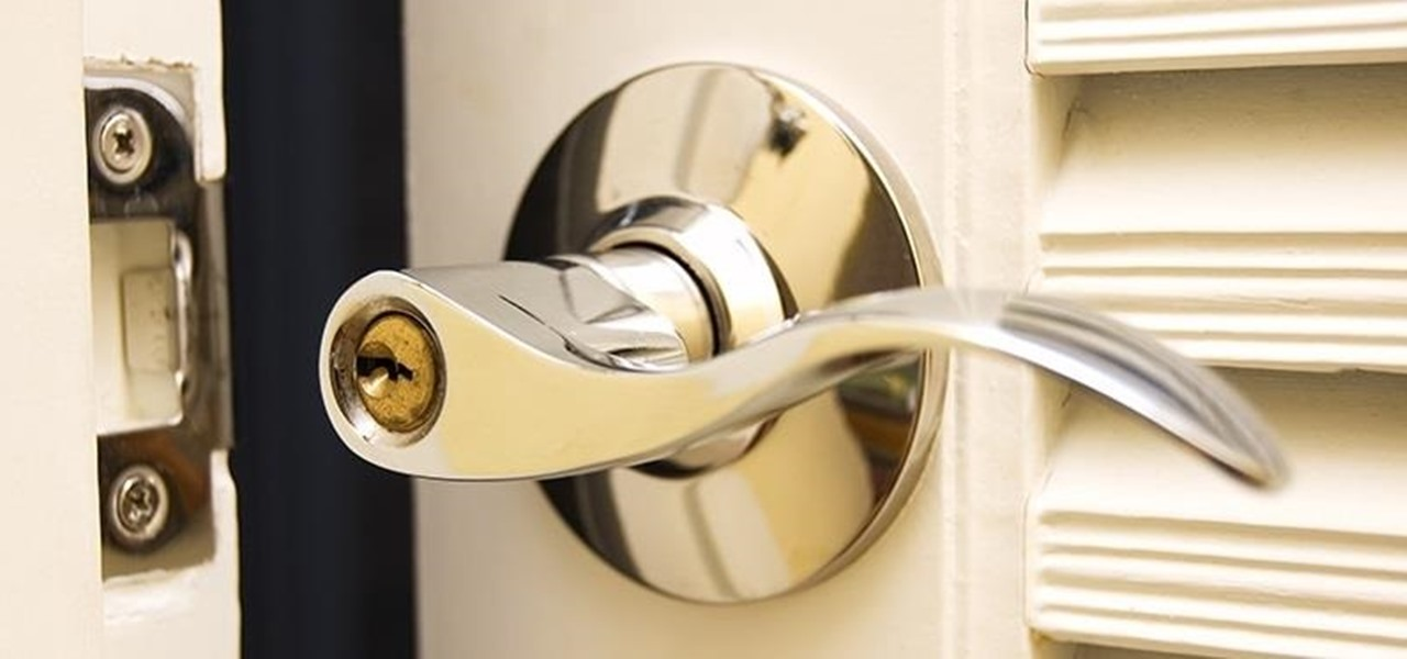 Interior Door Lock Types how to open a door lock without a key: 15+ tips for getting inside