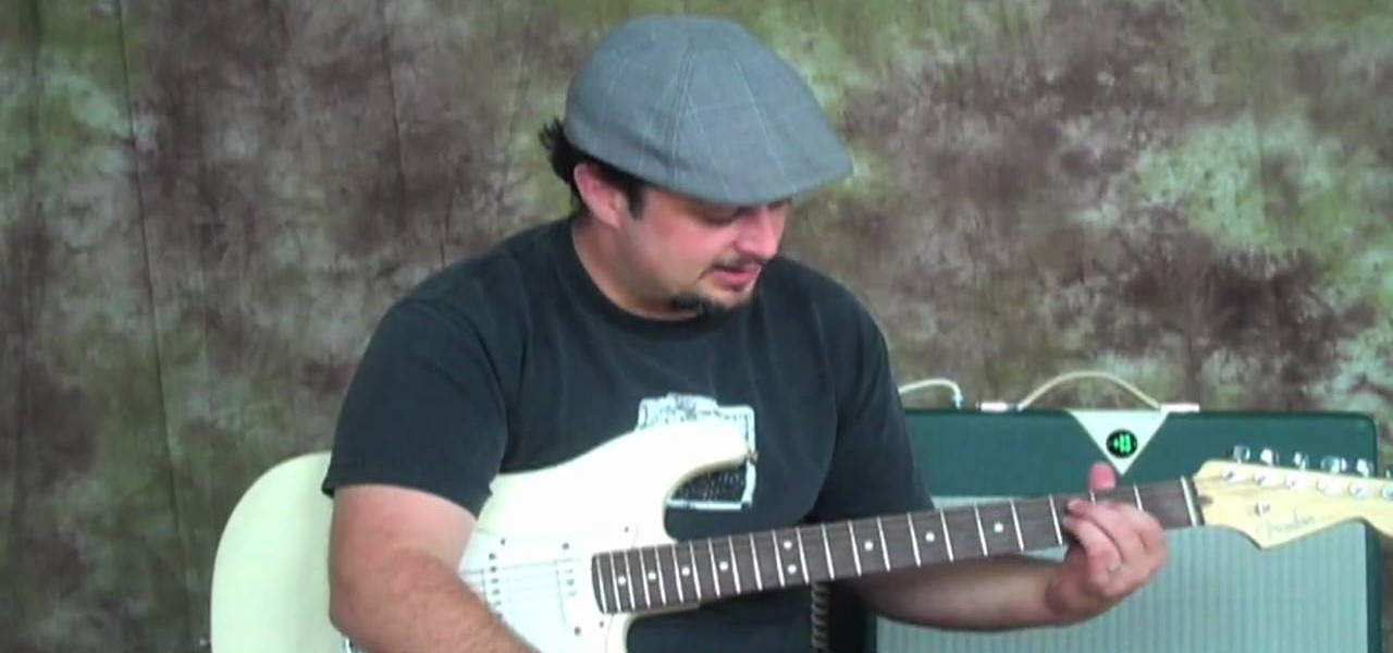 How To Play Sweater Song By Weezer On Electric Guitar Electric
