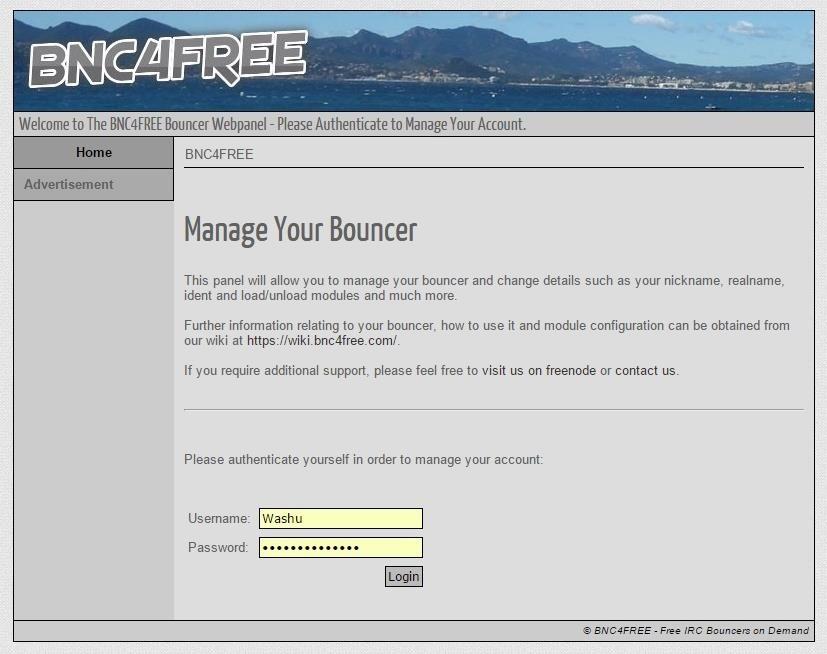 IRC Guide: Universal NickName