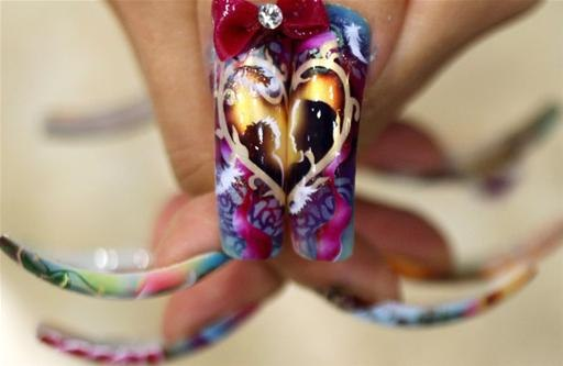 Nail arts queen online shop practicing 50k prinsesfo Images