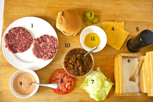 How to Make In-N-Out Burgers at Home