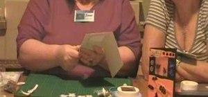 Make a shaker card