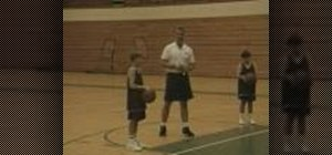 Practice a 4 man shooting basketball drill