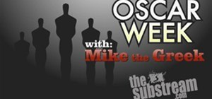 Oscar Week '11 Predictions with Mike 'The Greek' - Pt. 01
