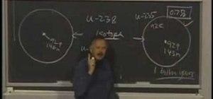 Understand nuclear reactors, bombs & reactors