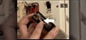 Change a fuse in a traditional fuse box