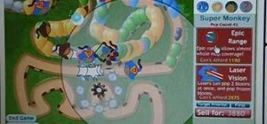 Beat Bloons Tower Defense 3 with a trick (10/24/09)
