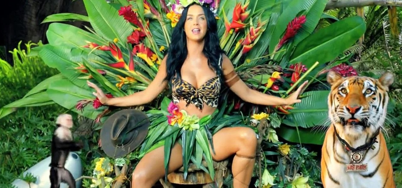 "Make a Katy Perry ""Roar"" Costume for Halloween"