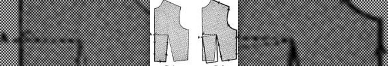 Draft a Basic Pant Pattern Automated