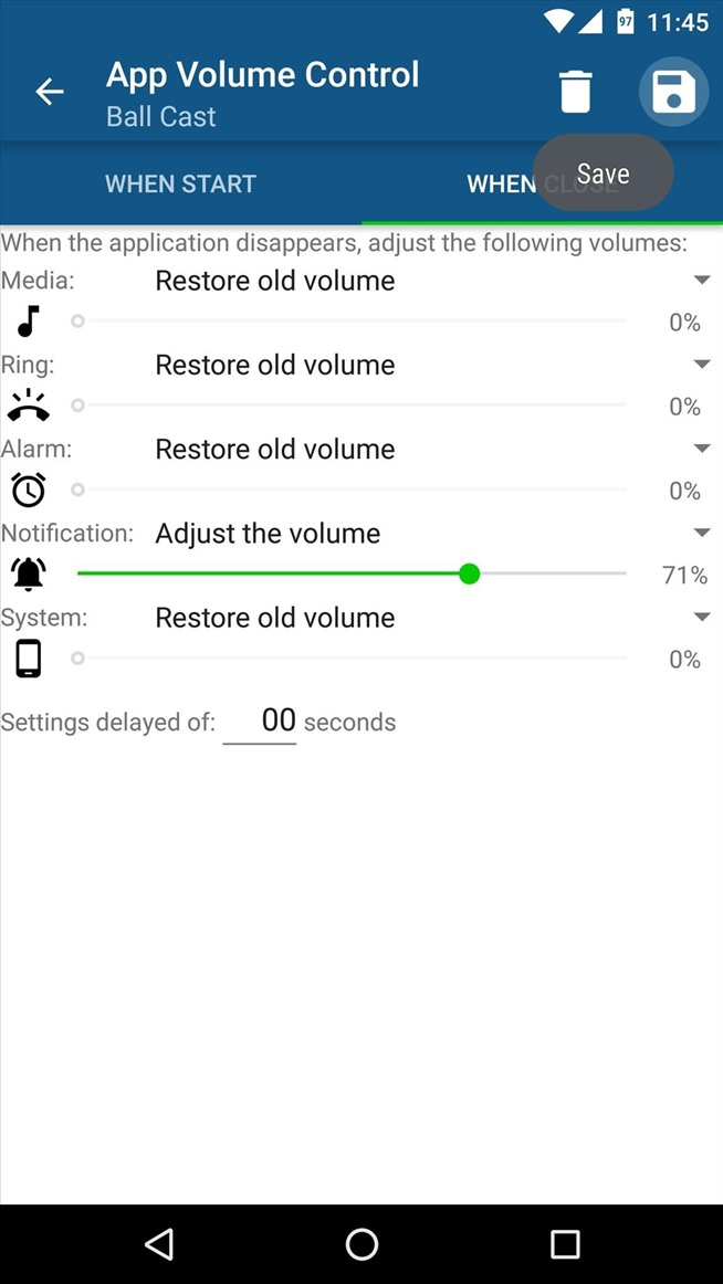 How to Control Android Volume Levels on a Per-App Basis