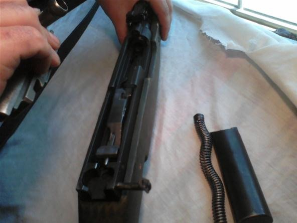 How to Clean an SKS Rifle