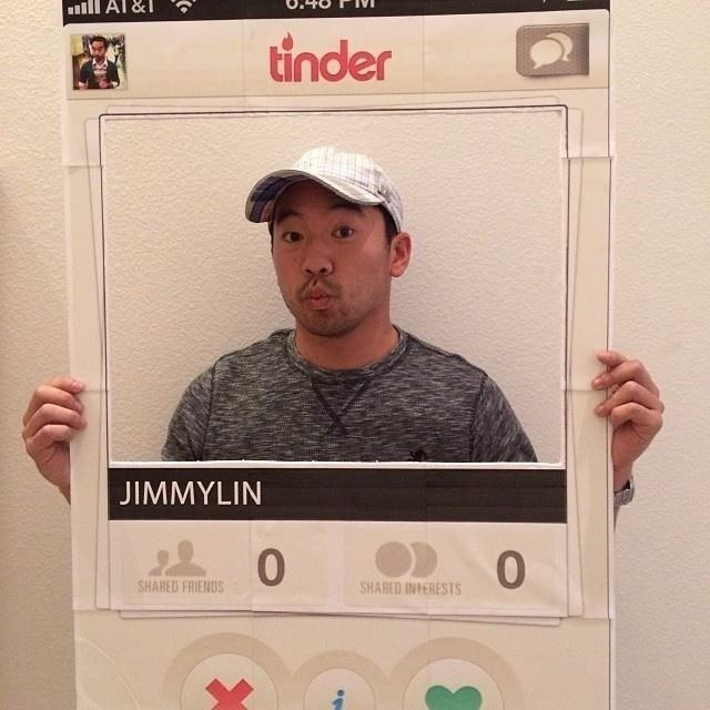 3go as your tinder profile - Halloween Costumes Without Dressing Up