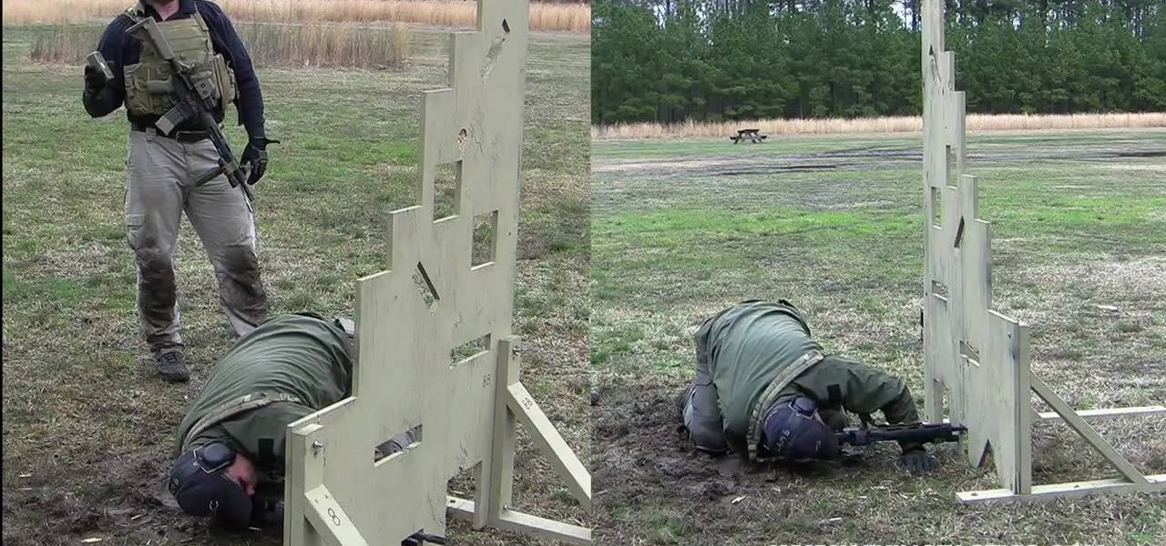 How To Engage Targets From Behind A Vtac Barricade 171 Firearms
