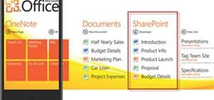 Microsoft Office on Windows 7 Phone... Perfect?