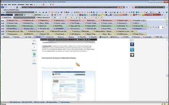 """Desktop, PC, Online Experience, ALL Enhanced Ten-Fold..."""