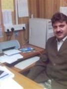 Syed Sajjad Ali Shah