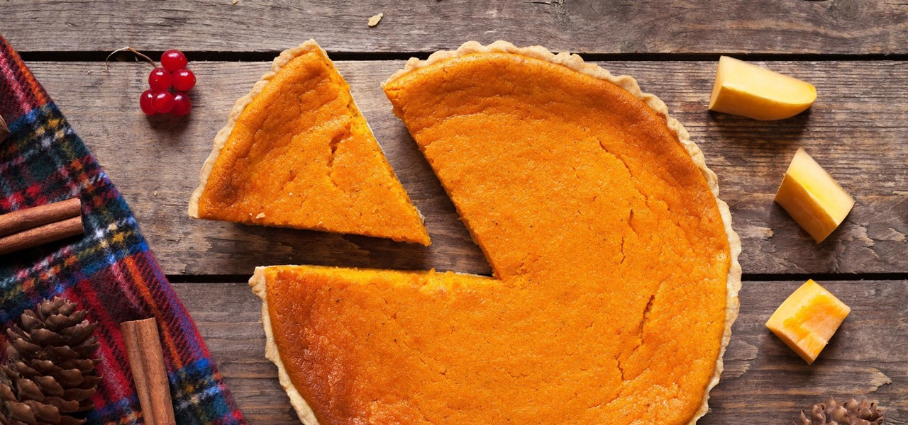 8 Simple Tweaks to Transform Your Boring Pumpkin Pie