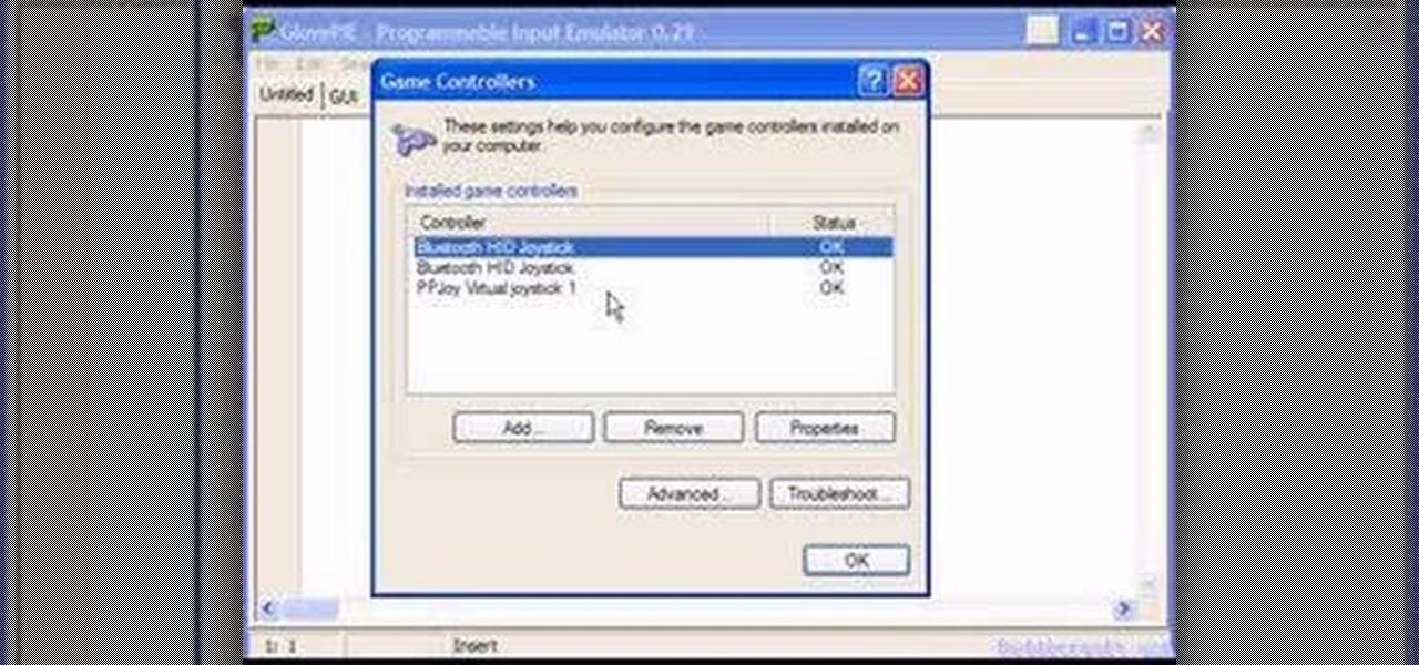 Ppjoy Joystick Driver 0.8 4.5 Download
