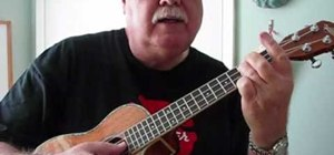 "Play ""Sunshine of Your Love"" by Cream on the ukulele"