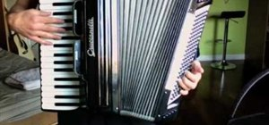 "Play ""Nantes"" by Beirut on the accordion"