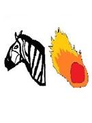 Zebra Comet