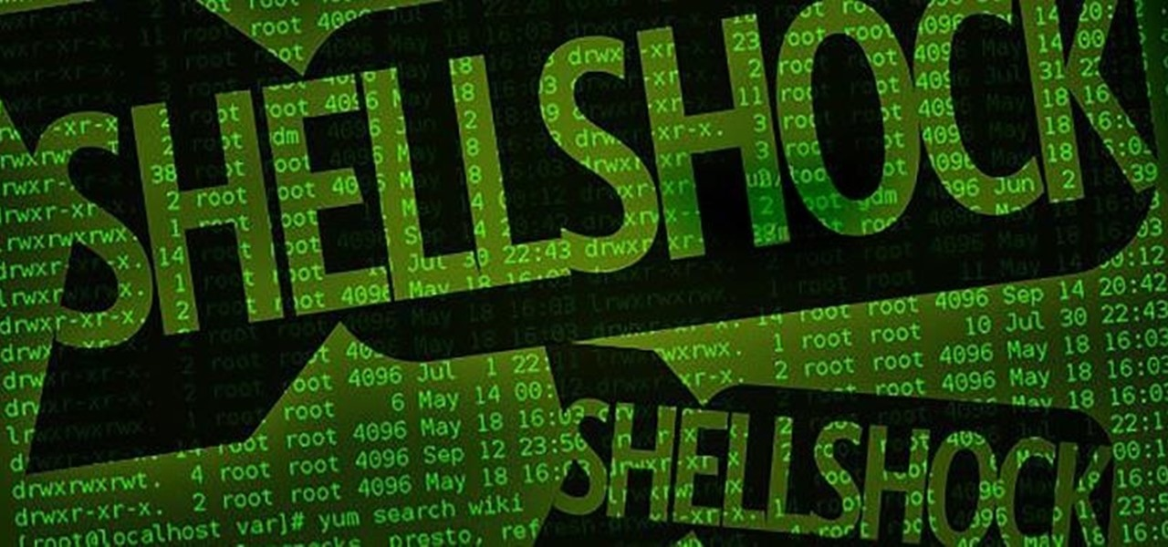 How to Hack the Shellshock Vulnerability